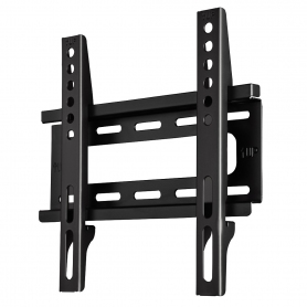 "Fixed Small-Medium Wall Bracket for Up To 46"" TV (black)"