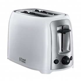 Russell Hobs 2 Slice Toaster (white)