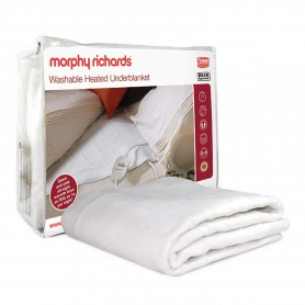 Morphy Richards Single Underblanket (white)