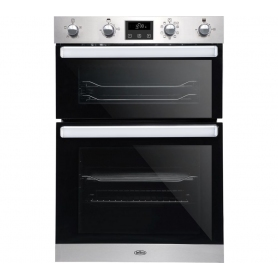 Belling Built In Double Oven (stainless steel - A/A energy rating)