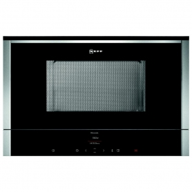 Neff Built In Microwave (stainless steel - A+ energy rating)