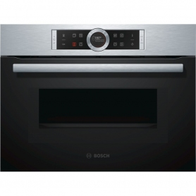 Bosch Compact Oven And Microwave (stainless steel)