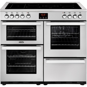 Belling 90cm Ceramic Range Cooker (stainless steel)