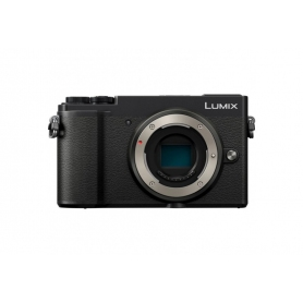 Panasonic LUMIX G Compact System Camera DCGX9 Body Only (black