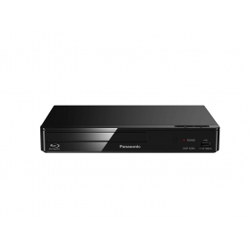Panasonic Bluray Compact Player (black)