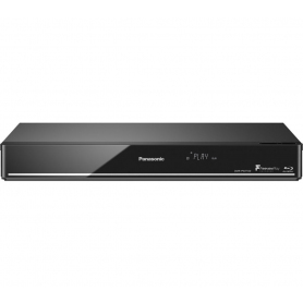 Panasonic Recorder HDD / 500GB / Bluray Player (black)