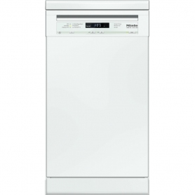 Miele 9 Place Slimline Dishwasher (white)