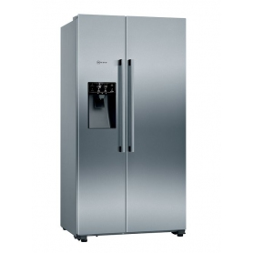 Neff American Style Fridge Freezer - Stainless Steel