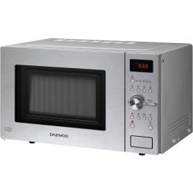 Daewoo 28 Ltr 900w Combination Microwave (silver)