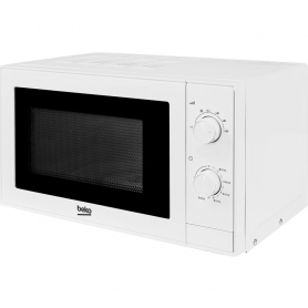 Beko 20 Ltr Dial Control Microwave (white)
