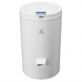Indesit Gravity Drain Spin Dryer (white)