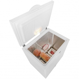Indesit 7.2 cuft / 204 Ltr Chest Freezer (white - A+ energy rating)