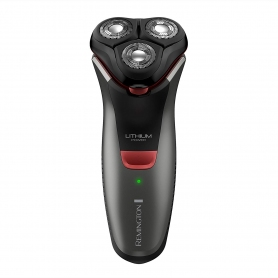 Remington 3 Head Rotary Rechargeable Shaver
