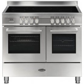 Britannia 100cm Induction Range Cooker (stainless steel)
