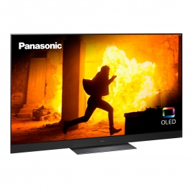 "Panasonic 55"" Ultra HD 4K OLED TV - Black"