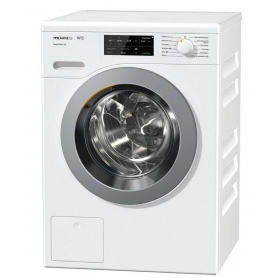 Miele 8kg 1400 Spin Washing Machine (white - A+++ energy rating)